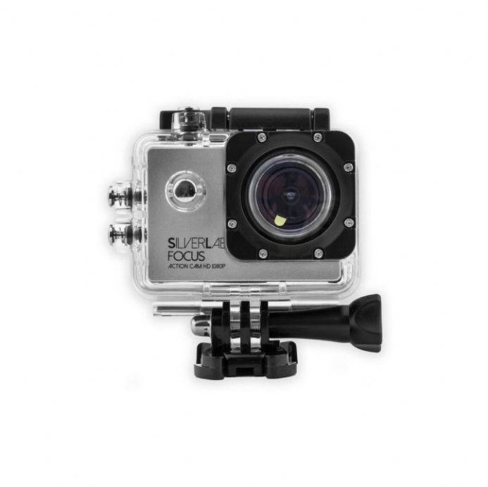 Silverlabel Focus Action Cam 1080p